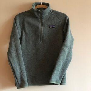 Patagonia Better Sweater 1/4 Zip- Women's Sz. S